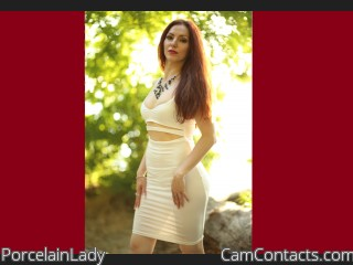 Start VIDEO CHAT with PorcelainLady