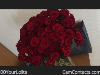 Start VIDEO CHAT with 00YourLolita