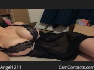 Webcam model Angel1211 from CamContacts