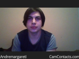 Start VIDEO CHAT with Andremargareti