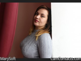 Start VIDEO CHAT with MarySoft