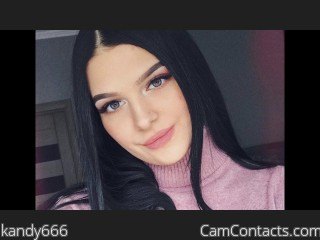 Start VIDEO CHAT with kandy666