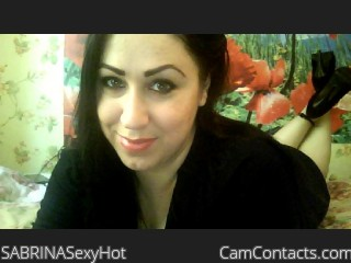 Start VIDEO CHAT with SABRINASexyHot