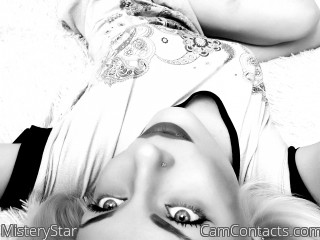 Webcam model MisteryStar from CamContacts