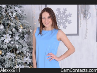 Webcam model Alexxx911 from CamContacts