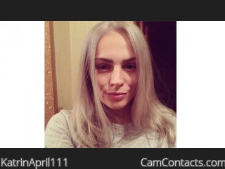Webcam model KatrinApril111 from CamContacts