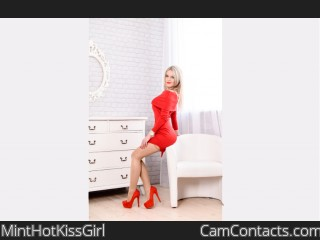 Webcam model MintHotKissGirl from CamContacts