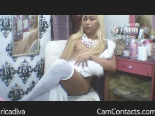 Start VIDEO CHAT with ricadiva