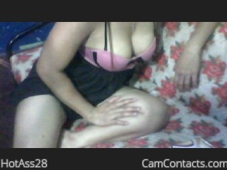 Start VIDEO CHAT with HotAss28