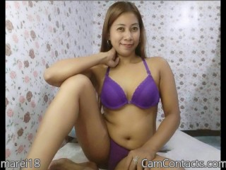 Start VIDEO CHAT with marei18