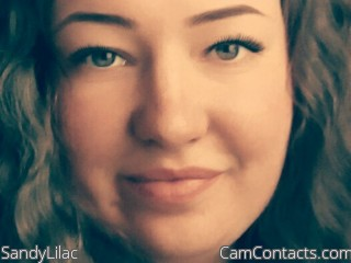Webcam model SandyLilac from CamContacts