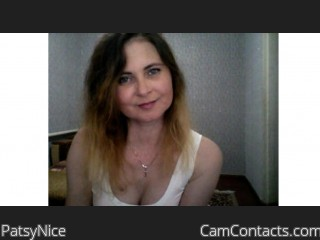 Start VIDEO CHAT with PatsyNice