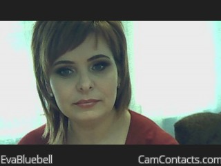 Start VIDEO CHAT with EvaBluebell