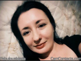 Start VIDEO CHAT with FabulousMaria