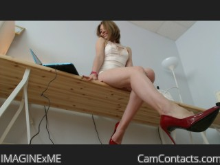 Webcam model IMAGINExME from CamContacts