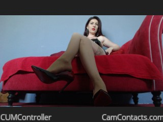 Webcam model CUMController from CamContacts