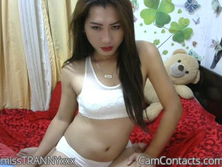 Start VIDEO CHAT with missTRANNYxxx