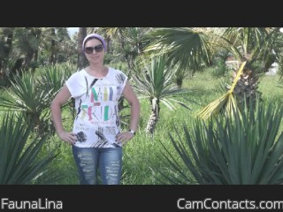 Start VIDEO CHAT with FaunaLina
