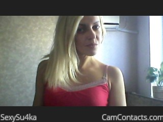 Webcam model SexySu4ka from CamContacts