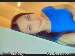 Start VIDEO CHAT with xHotEroticAngel