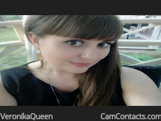 Webcam model VeronikaQueen from CamContacts
