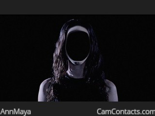 Start VIDEO CHAT with AnnMaya