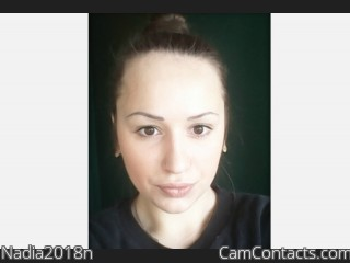 Webcam model Nadia2018n from CamContacts
