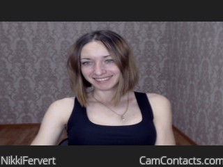 Start VIDEO CHAT with NikkiFervert