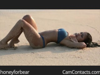 Start VIDEO CHAT with honeyforbear