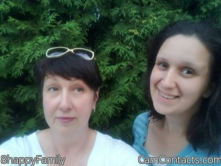 Webcam model 8happyFamily from CamContacts