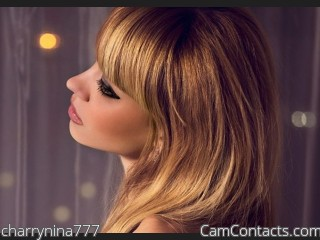 Webcam model charrynina777 from CamContacts
