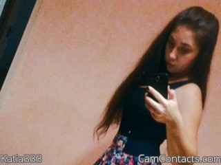 Webcam model Katia333 from CamContacts