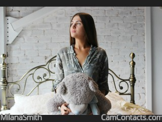 Webcam model MilanaSmith from CamContacts