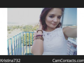 Start VIDEO CHAT with Kristina732