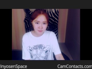Webcam model InyosenSpace from CamContacts