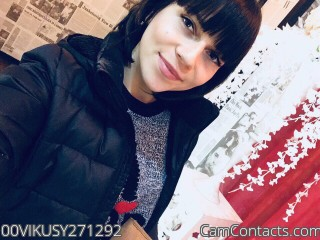 Webcam model 00VIKUSY271292 from CamContacts