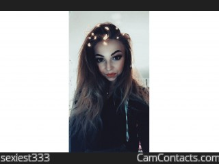 Webcam model sexiest333 from CamContacts