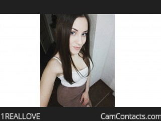 Start VIDEO CHAT with 1REALLOVE