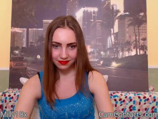Webcam model Milly18x from CamContacts