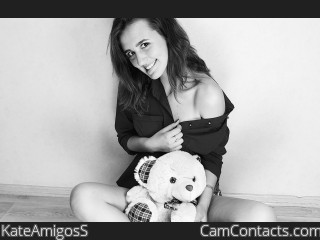 Webcam model KateAmigosS from CamContacts