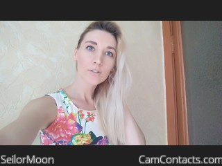 Webcam model SeilorMoon from CamContacts