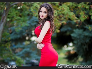 Start VIDEO CHAT with Olga26K