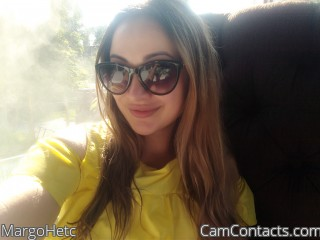 Webcam model MargoHetc from CamContacts