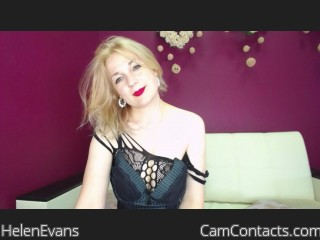 Start VIDEO CHAT with HelenEvans