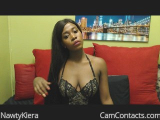 Start VIDEO CHAT with NawtyKiera