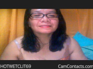 Webcam model HOTWETCLIT69 from CamContacts