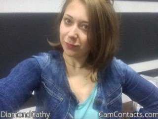 Webcam model DiamondCathy from CamContacts