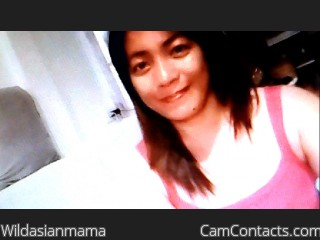 Webcam model Wildasianmama from CamContacts