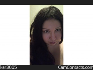 Webcam model kar3005 from CamContacts