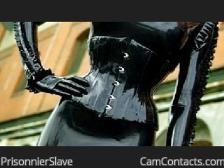 Webcam model PrisonnierSlave from CamContacts